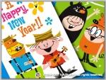 xmas torufukuda happy new year cards